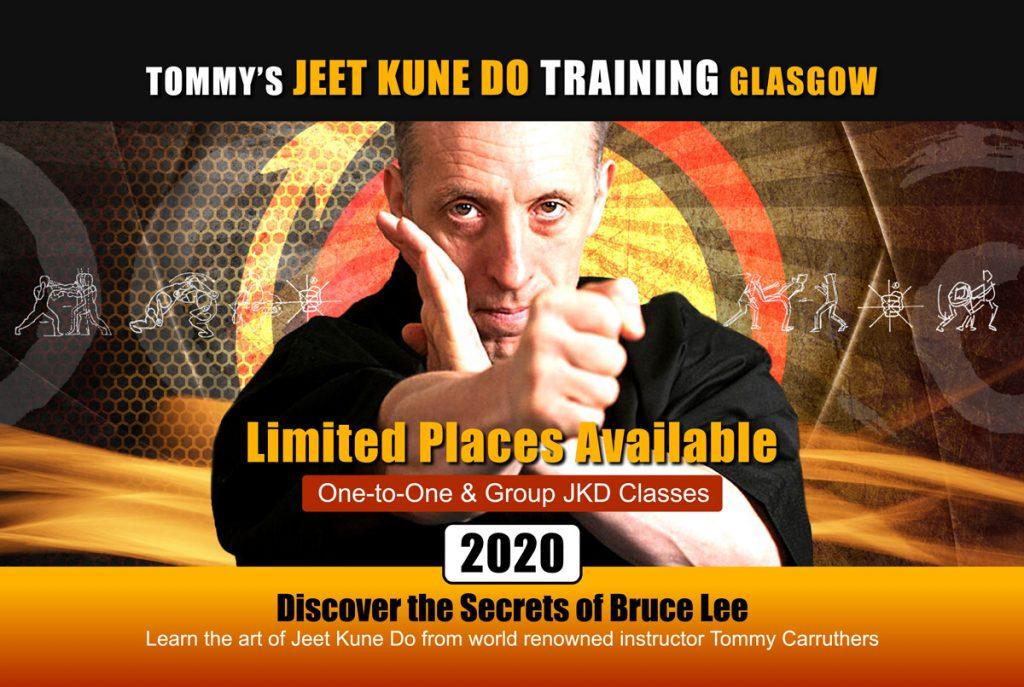 Jeet Kune Do Training Glasgow