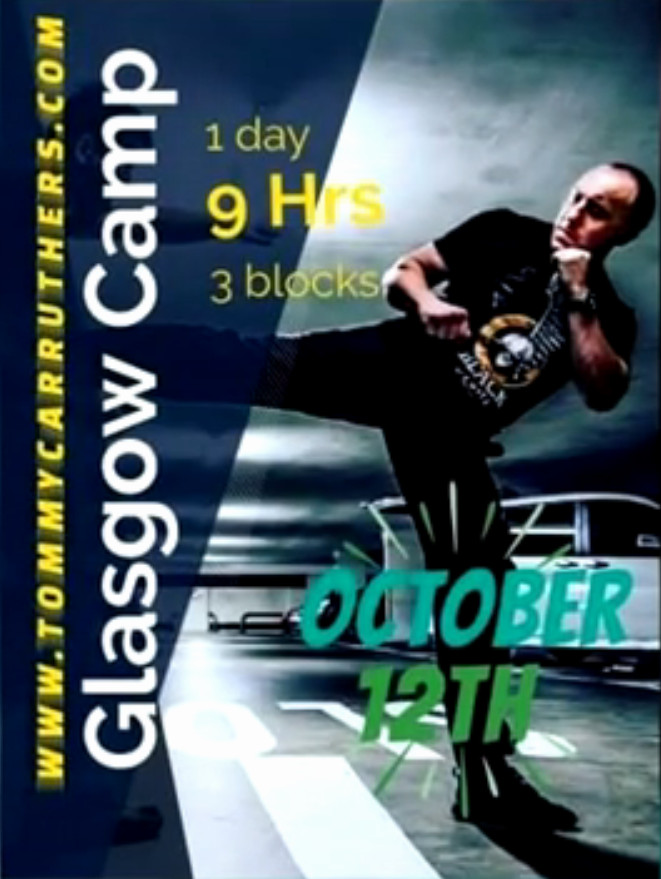 Annual Camp 2019 - Glasgow