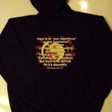Quote Design Hoody