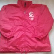 Windproof Jacket Pink